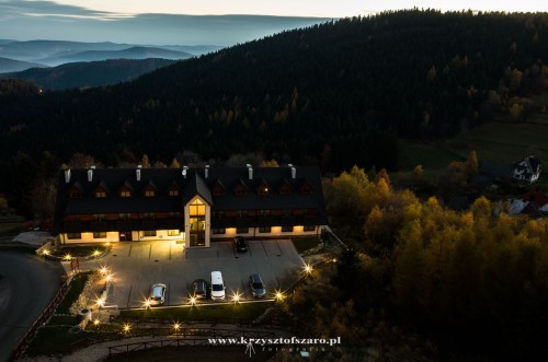 "Ośrodek ""Beskidzki Raj"" - Hotel"