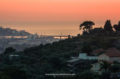 port w Barze..