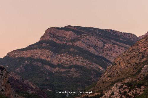 Góry Rumija nad nami...