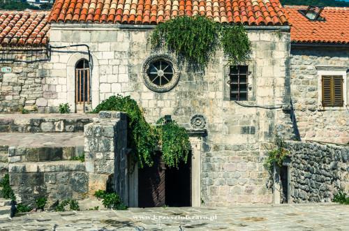 Cerkiew św. Sawy i kościół św. Marii in Punta
