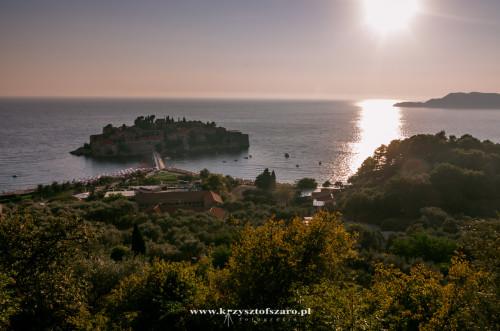 Adriatyckie wybrzeże....
