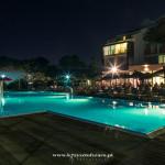 główny basen przy hotelu..