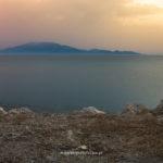Zatoka Alykes i Kefalonia w oddali