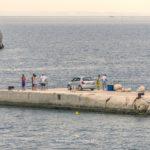 wypływamy z Agios Nikolaos
