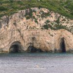 Blue caves, czyli niebieskie jaskinie..