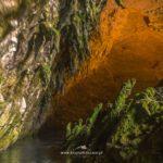 podziemne jezioro Melissani...